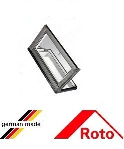Fereastra mansarda Roto R3, 74/98 toc din pvc, izolatie WD, deschidere stanga sau dreapta0