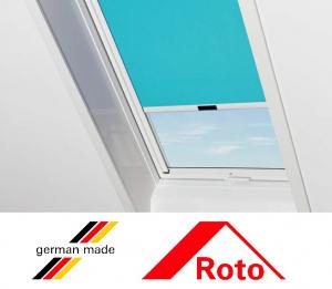 Roto R58, 65/140, toc din pvc, izolatie WD, deschidere verticala, geam dublu [8]