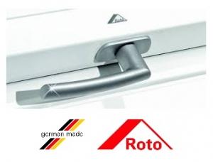 Ferestre mansarda Roto R88, 54/78, toc din pvc, izolatie WD, dubla deschidere, geam dublu [6]