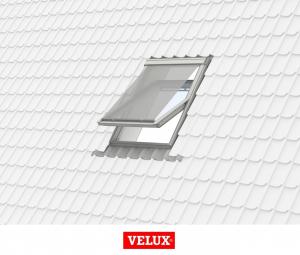 Rulou exterior parasolar Velux Standard MHL, 114/140, Gri3