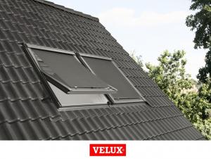 Rulou exterior parasolar Velux Standard MHL, 55/98, Gri [5]