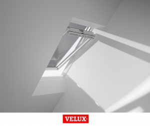 Rulou exterior parasolar Velux Standard MHL, 55/78, Gri [1]
