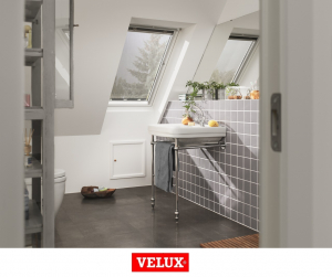 Rulou exterior parasolar Velux Standard MHL, 78/160, Gri [4]