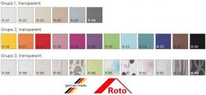 Rulou interior Roto ZRS grupa 3, 54/784