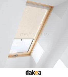 Rulou Transparent 55/98 DAKEA RHA0