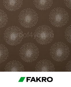 """Rulouri Fakro ARF Z-Wave II 55/78 """" iluzia noptii """" culoare 2371"""