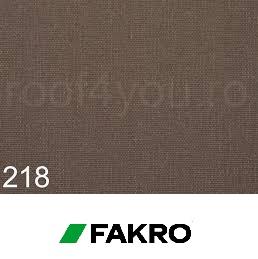 Rulouri standard Fakro ARS II 55/78 culoare 2181