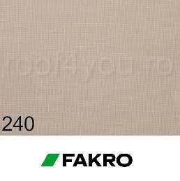 Rulouri standard Fakro ARS II 55/78 culoare 2401
