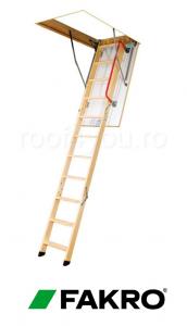 Scara modulara din lemn LWK Komfort 55/1110