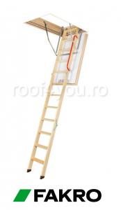 Scara modulara din lemn LWT 72/122 Passive House0