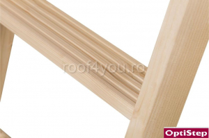 Scara pod modulara din lemn 60/120 OptiStep OLB Basic [2]