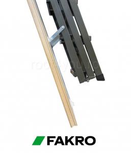 """Scari Modulare Metalice Fakro LMP 60/144 inaltimea incaperii """"H"""" 366 cm2"""