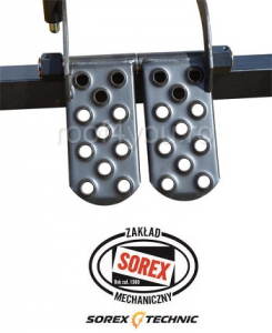 Set abkant manual latime 2m / 1.00 mm ZRS 2160 si pedale Sorex [2]