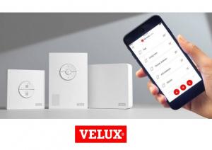 Sistem de control climatic Velux Active KIX 300 EU1