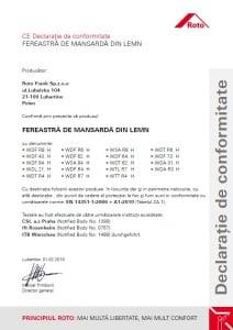 Telecomanda Roto ZEL STG HS5, SII negru / WII alb6