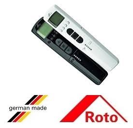 Telecomanda cu display Roto STG ZSU HS10, SII negru / WII alb [0]