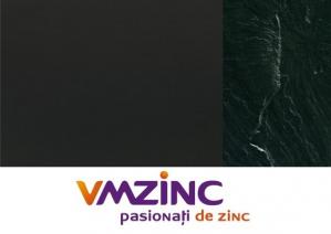 Tabla plana titan zinc Anthra in foaie de 1000x2000mm si grosimea de 0.65mm, Vmzinc0
