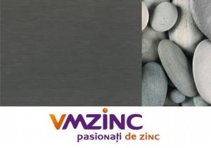 Tabla plana titan zinc Quartz in foaie de 1000x2000mm si grosimea de 0.65mm, Vmzinc0