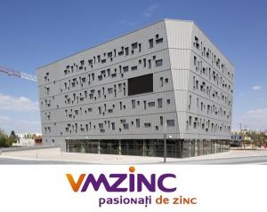 Tabla faltuita din titan zinc Quartz VMzinc 0.65mm (foaie 1000x2000mm) [1]