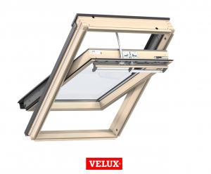 Velux Premium GGL 306621, 55/78, toc din lemn, deschidere mediana, geam triplu [2]
