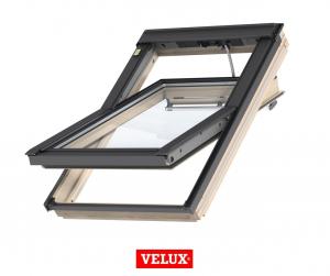Velux Premium GGL 306621, 55/78, toc din lemn, deschidere mediana, geam triplu [0]