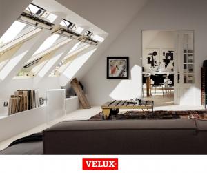 Velux Premium GGL 306621, 55/78, toc din lemn, deschidere mediana, geam triplu [3]