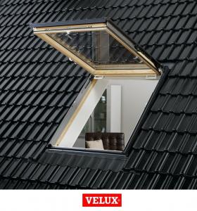 Velux GTL 3070 - 114/140, iesire pe acoperis pentru mansarde locuite [1]