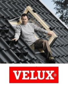Velux GXL 3070, iesire pe acoperis entru mansarde locuite 66/1182