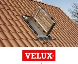 Velux GXL 3070, iesire pe acoperis entru mansarde locuite 66/1181