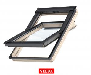 Fereastra mansarda Velux Standard GZL 1051, 55/78, toc din lemn, deschidere mediana, geam dublu2