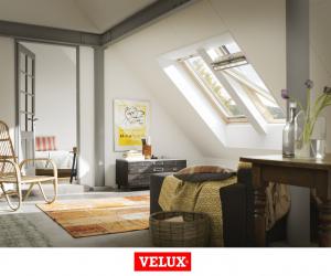 Velux Premium GGL 3066, 55/78, toc din lemn, deschidere mediana, geam triplu [5]