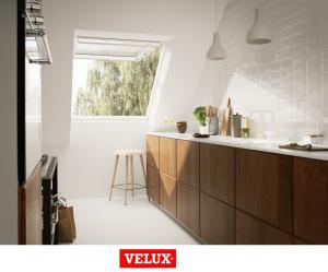 Velux Premium GPU 0066, 66/118, toc din poliuretan, deschidere mediana, geam triplu2