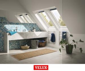 Fereastra mansarda Velux Standard GLU 0051, 55/78, toc din poliuretan, deschidere mediana, geam dublu3