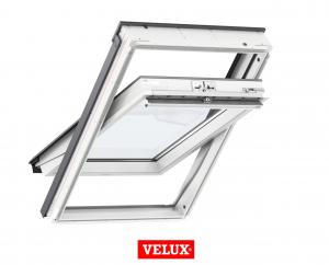 Fereastra mansarda Velux Standard GLU 0061, 55/78, toc din poliuretan, deschidere mediana, geam triplu1