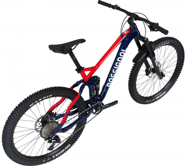 Bicicleta ALL TRACK TRAIL 2 Blue 2