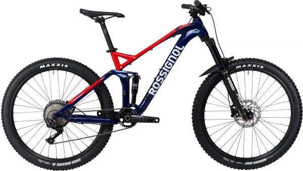 Bicicleta ALL TRACK TRAIL 2 Blue 0