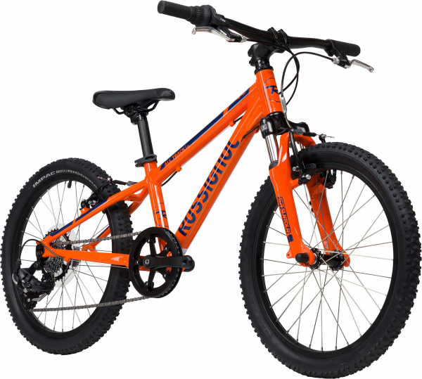 Bicicleta copii ALL TRACK 20 Orange blue 1