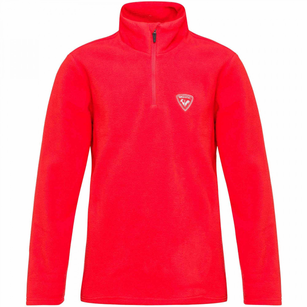 Bluza copii BOY 1/2 ZIP FLEECE Crimson 0