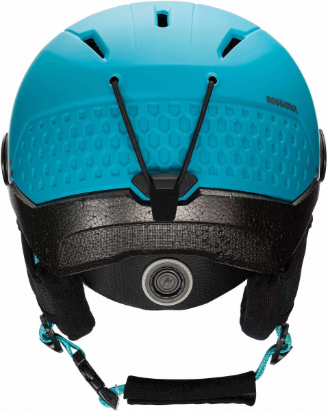 Casca schi WHOOPEE VISOR IMPACTS Blue / Black 5