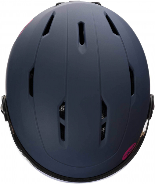 Casca schi WHOOPEE VISOR IMPACTS Blue / Pink 1
