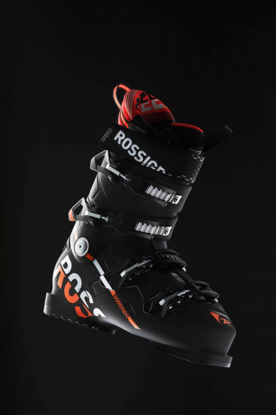 Clapari barbati SPEED 120 Black red 2