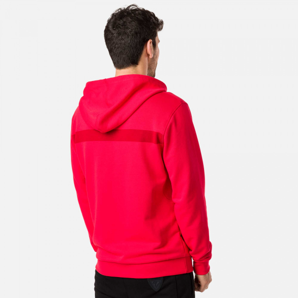 Hanorac barbati HERO HOODY SWEAT Red 2