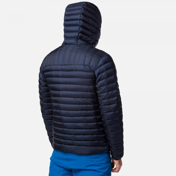 Jacheta barbati LIGHT DOWN HOOD Dark navy 1