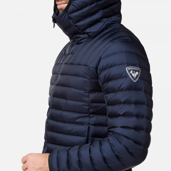 Jacheta barbati LIGHT DOWN HOOD Dark navy 6