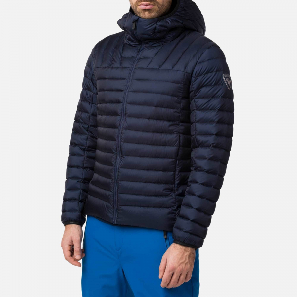 Jacheta barbati LIGHT DOWN HOOD Dark navy 0