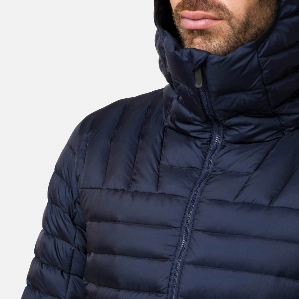 Jacheta barbati LIGHT DOWN HOOD Dark navy 5