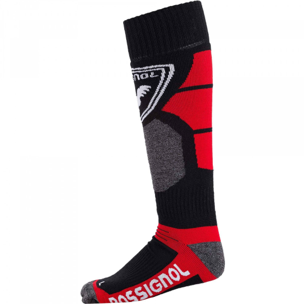 Sosete schi barbati PREMIUM WOOL Sports red 0