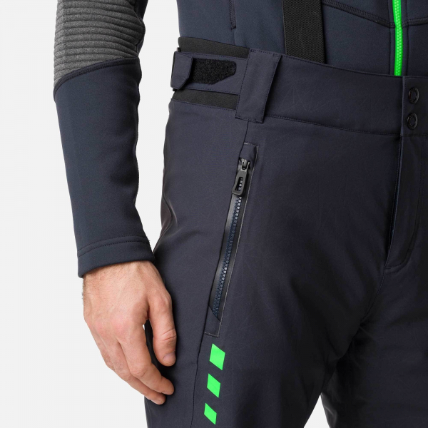 Pantaloni schi barbati HERO COURSE Dark blue 3