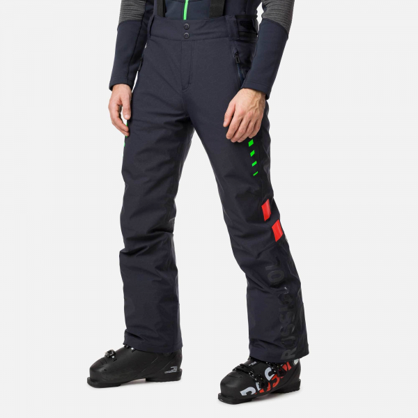 Pantaloni schi barbati HERO COURSE Dark blue 0