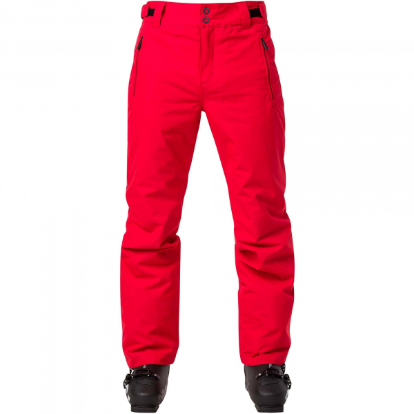 Pantaloni schi barbati RAPIDE Sports red 1
